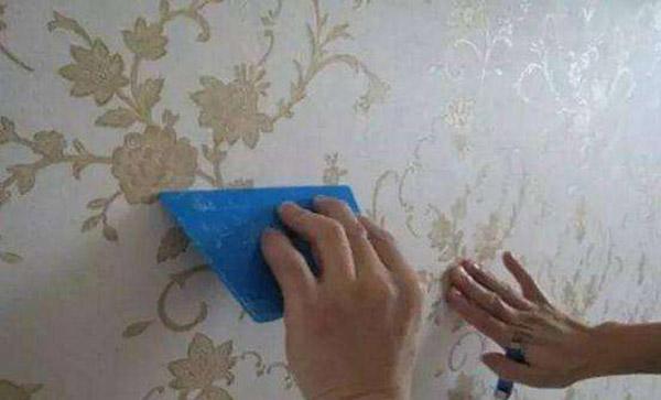 装修墙面平整验收