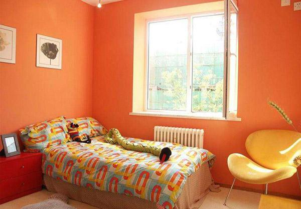 橙色装修设计