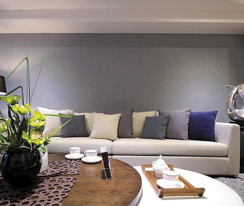 太原装饰公司现代风格案例:龙景逸墅172.03㎡