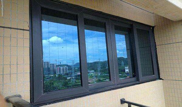 装修隔音窗