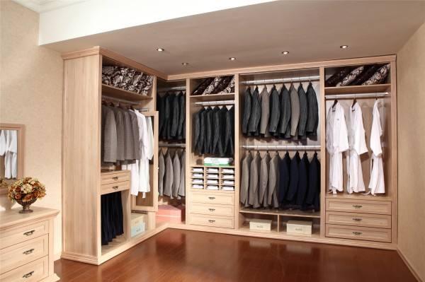 衣柜這樣設計最實用