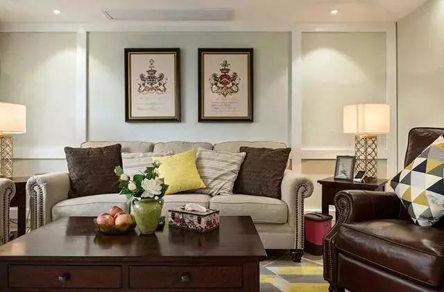 整体家装现代简约风格120平米