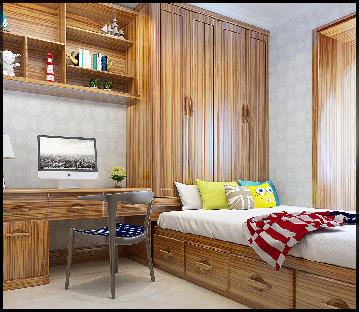 从色调的选用上,根据空间使用者的不同,在软硬装的选择上使用了更加柔和的色彩,以温暖和放松作为家的主题,使家的装修不再成为一种炫耀的资本,而是一种细致入微的感觉。我们始终强调的是家的人性化设计以及精神和物质的双重包容。