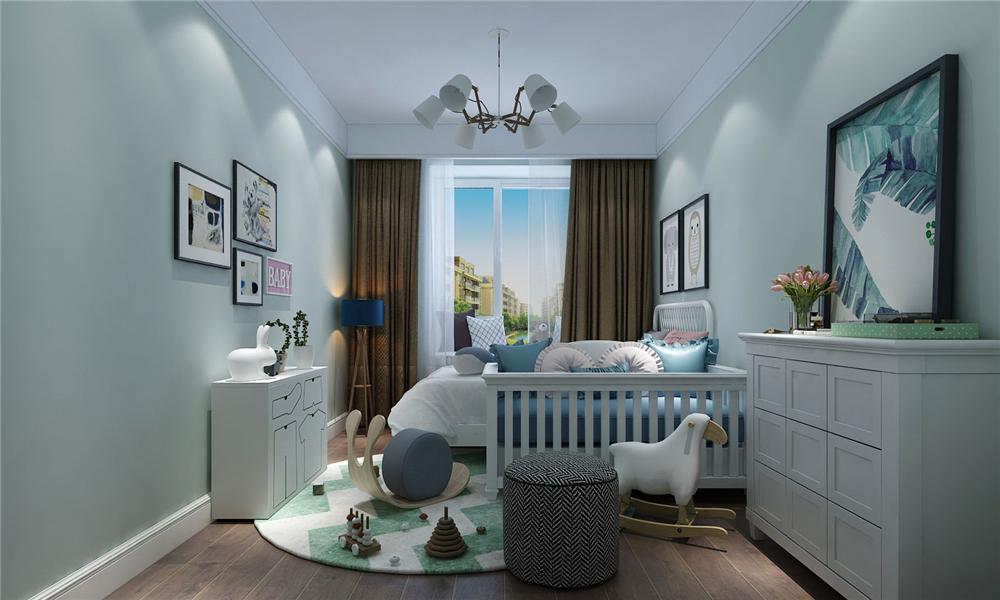 兒童房的裝修設計一定要充分了解孩子的性格以及愛好,因為孩子自己的空間是最釋放天性的地方,設計更加講究。