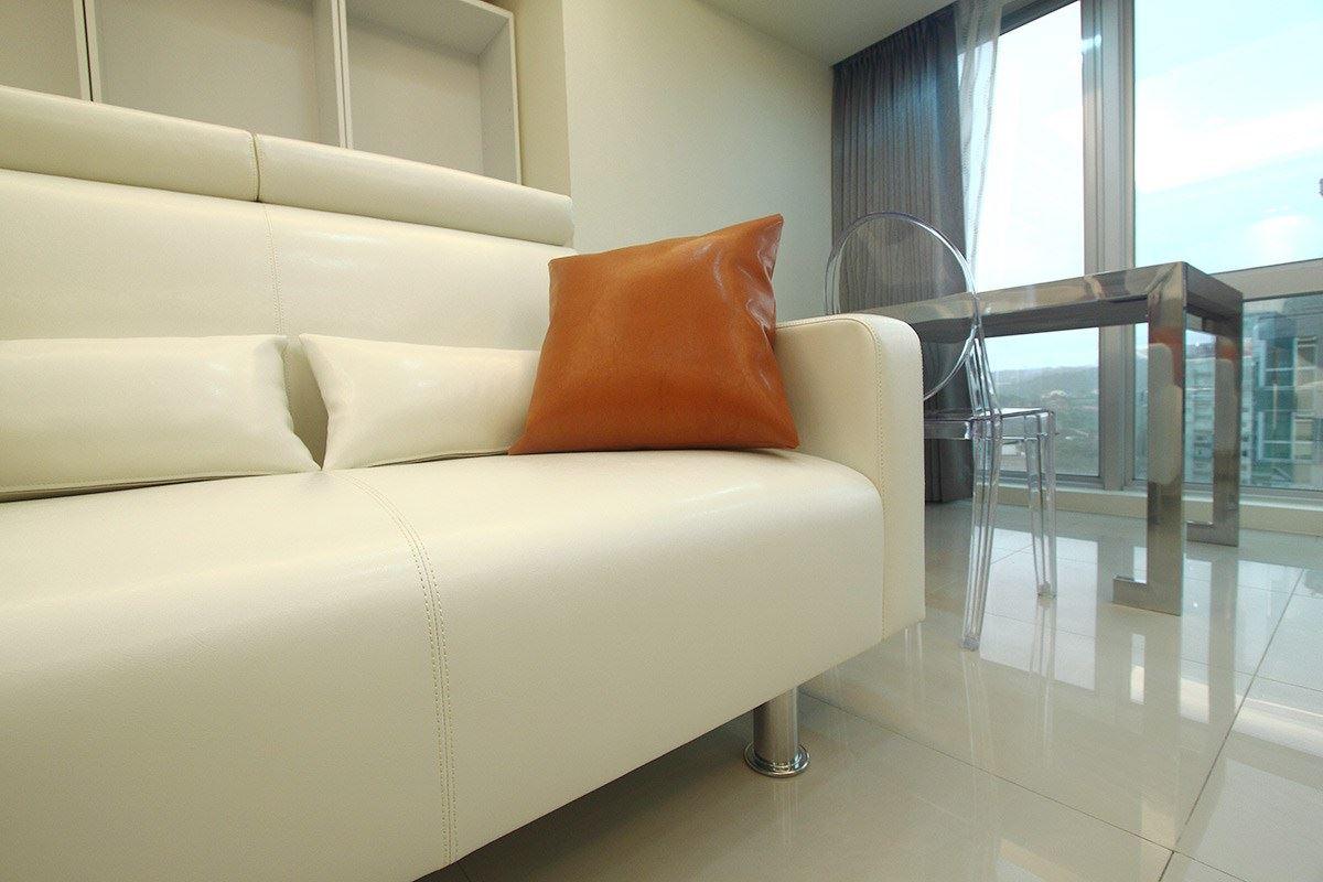 皮沙发的保养和养护