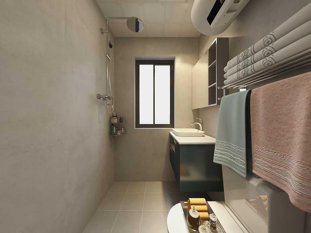 千度东山晴三室两厅两卫现代简约风格