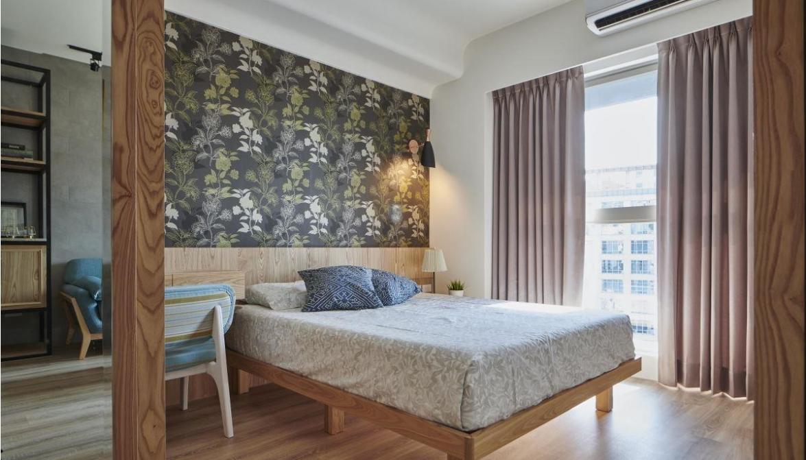 小平米装修双人床怎么去选择