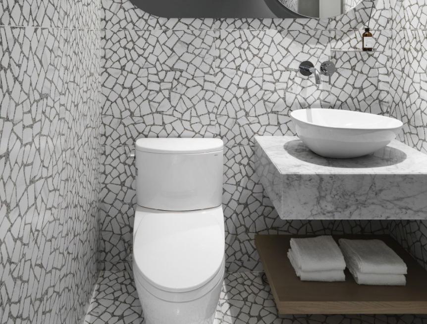 太原浴室装修之重整地板强