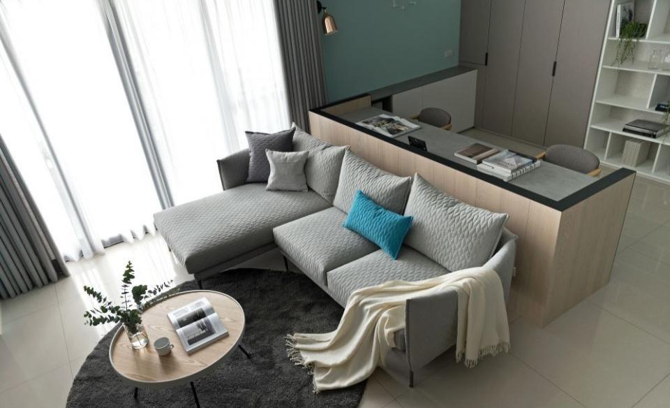 小平米客厅装修沙发怎么选