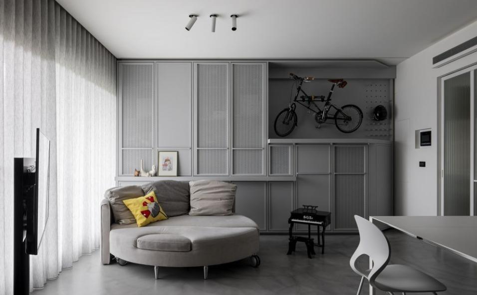 小平米客厅装修空间的利用