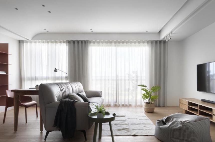 家里软装设计的时候怎么重新摆放家具