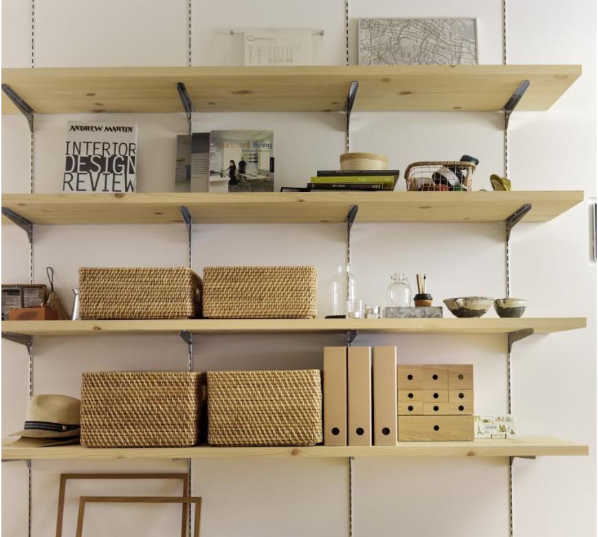 居家设计的时候改善收纳的方式
