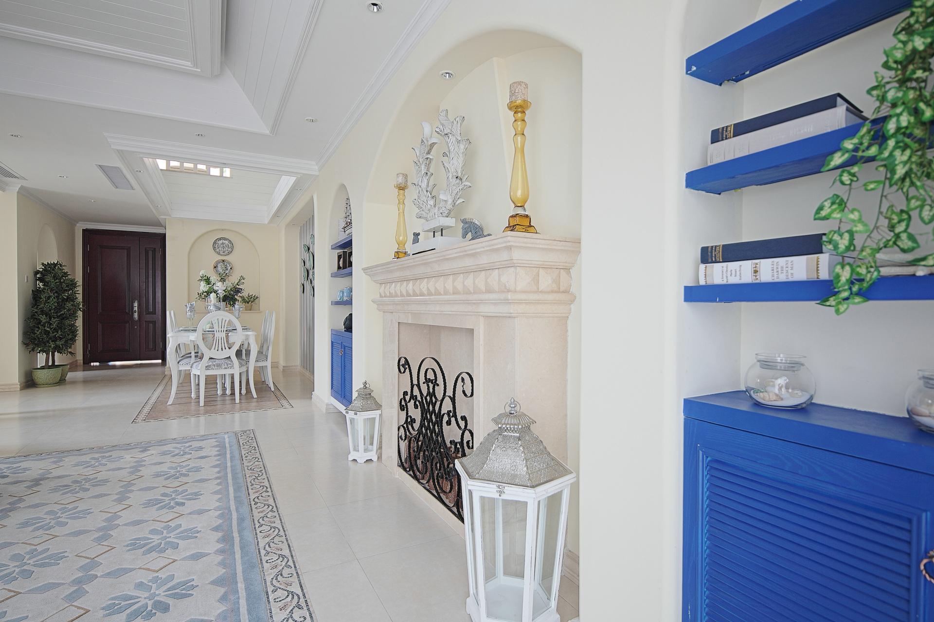 三室一厅地中海装修风格