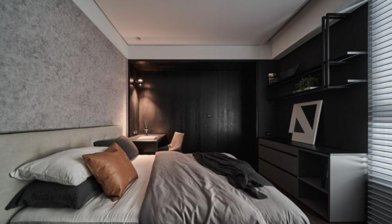 卧室装修收纳设计