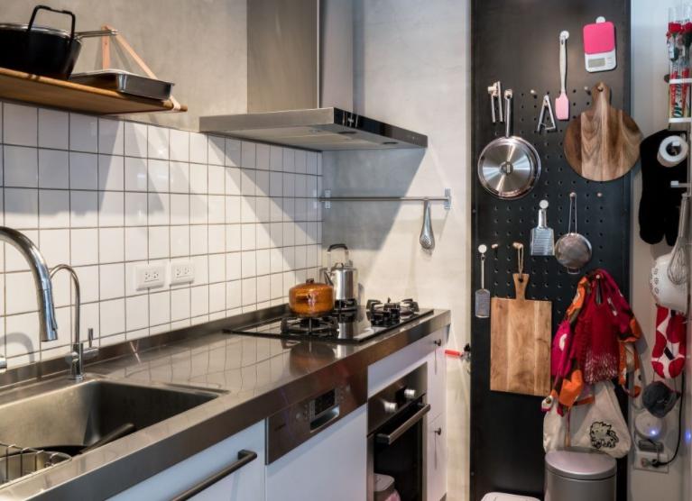 厨房怎么样收纳