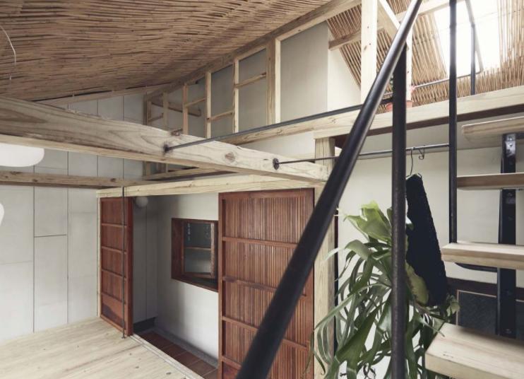 旧房翻新效果图,装修案例,装修风格,日式,装修价格