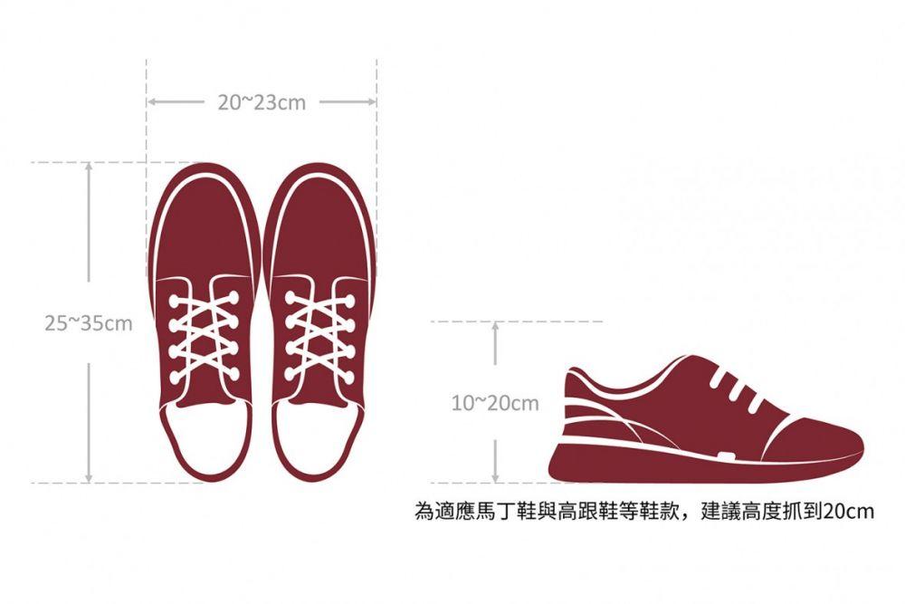 玄关鞋柜的的大小