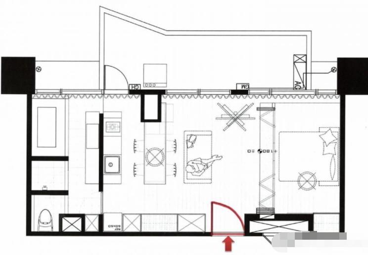 装修时室内设计图怎么看